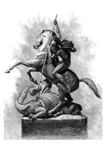st-george-and-the-dragon-t11244