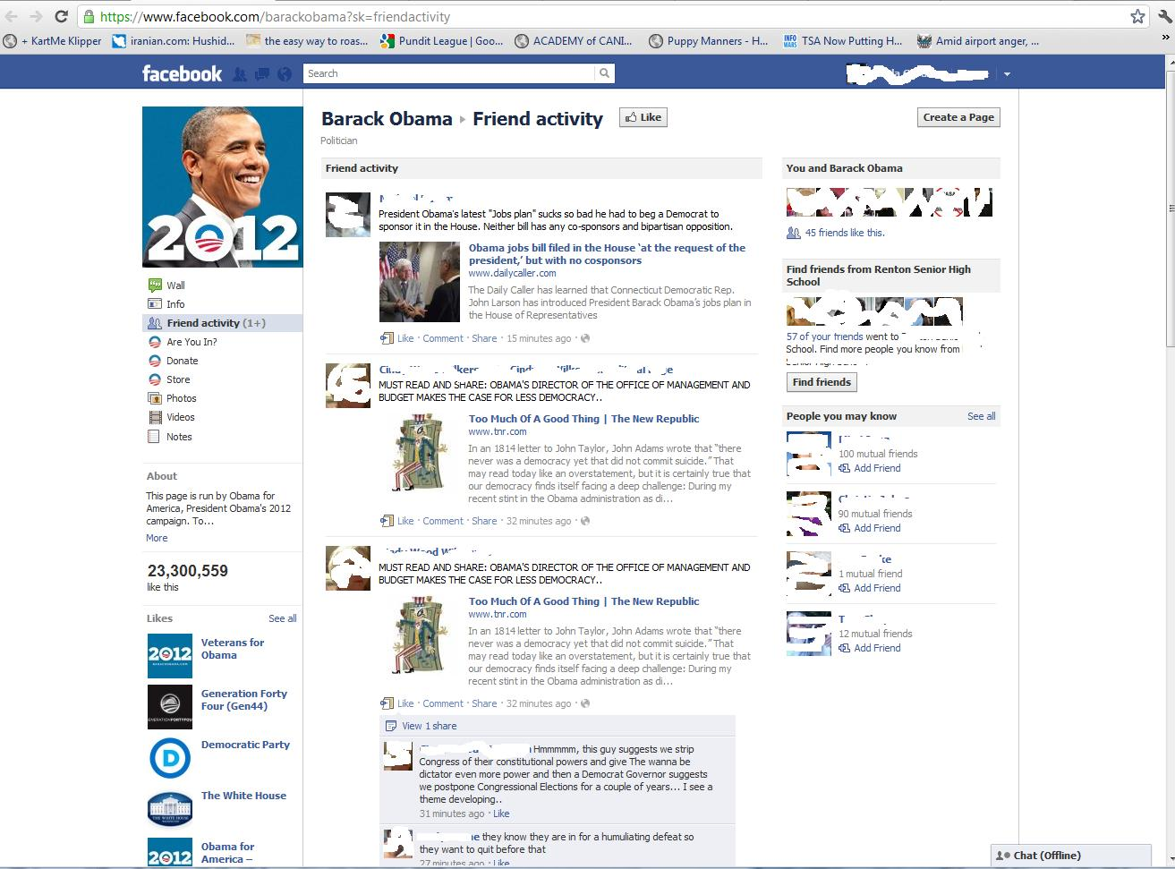 how to keep all posts private on facebook